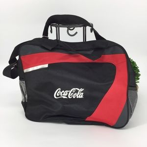 Coca Cola Logo Messenger Bag w/Shoulder Strap